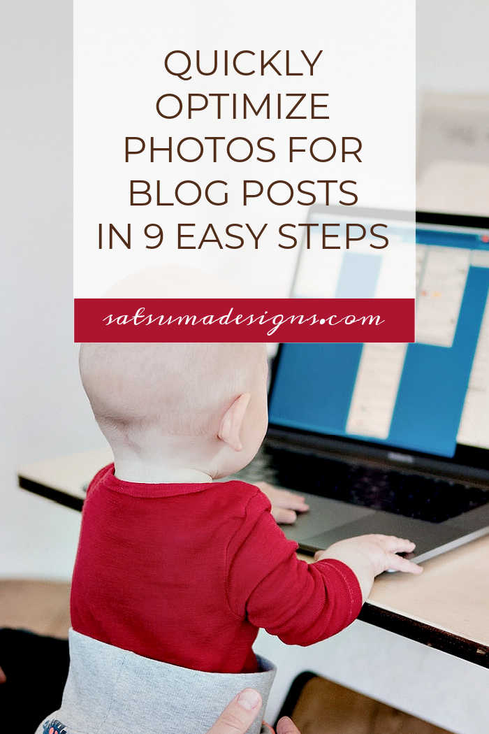 quickly optimize photos for blog posts in 9 easy steps