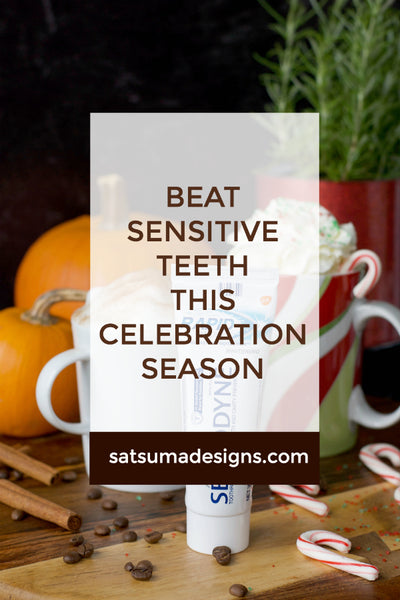 Beat Sensitive Teeth This Celebration Season