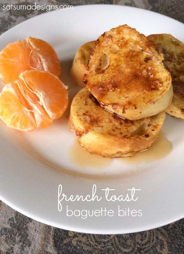 Kids' Favorite French Toast in 10 Minutes