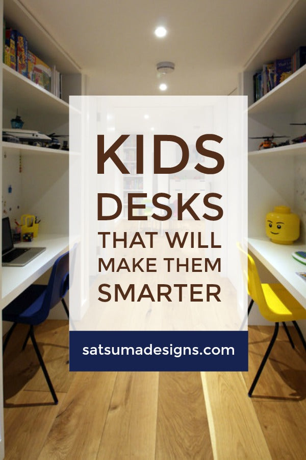 Kids Desks That Will Make Them Smarter