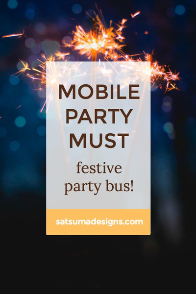 Mobile Party Must | Festive Party Bus