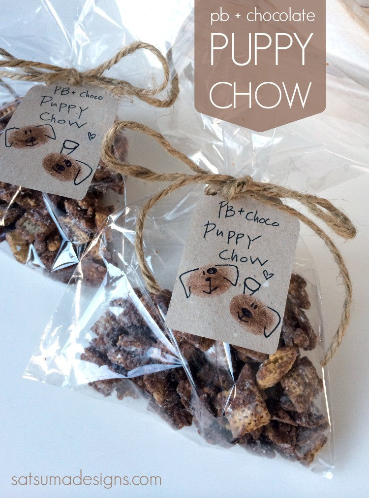 Chex Mix Puppy Chow Recipe