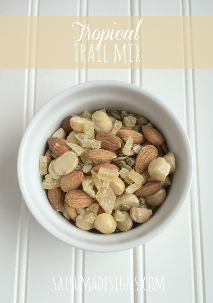 Tropical Trail Mix Recipe