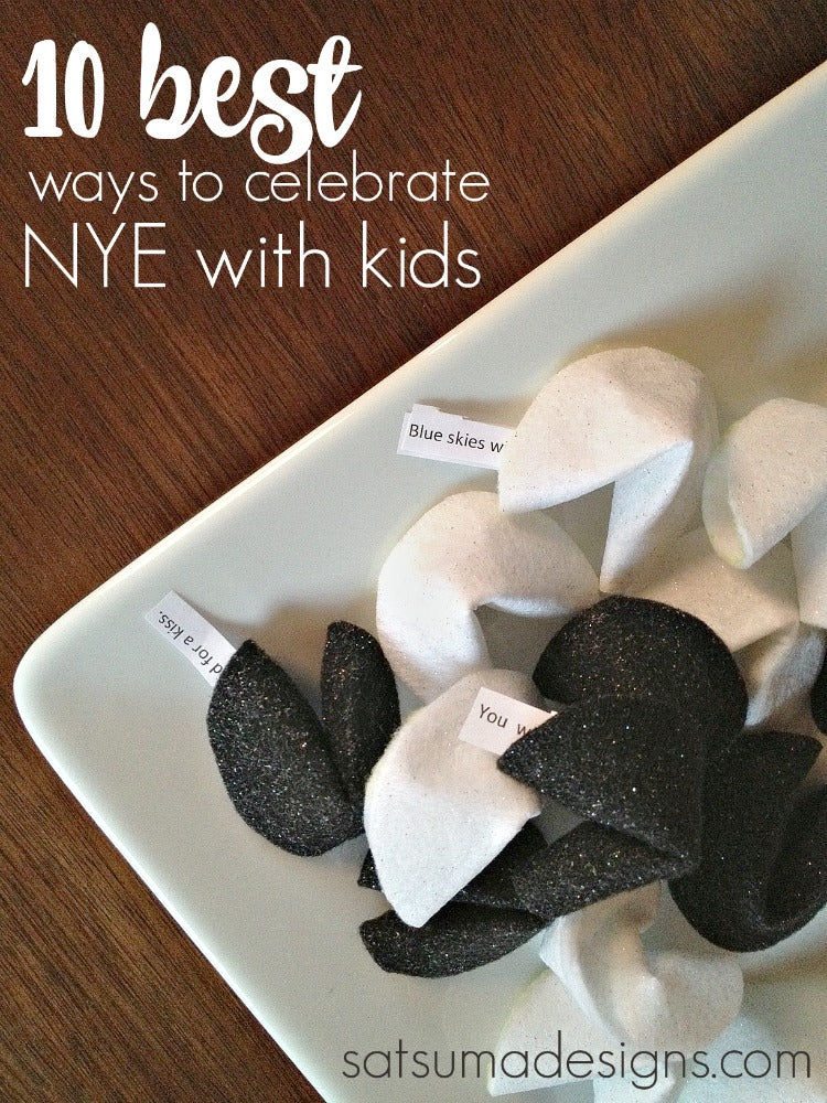 10 best ways to celebrate new years eve with kids