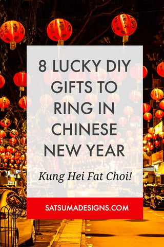 8 lucky diy gifts for chinese new year