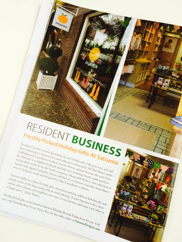 laurelhurst living magazine features satsuma kids shop