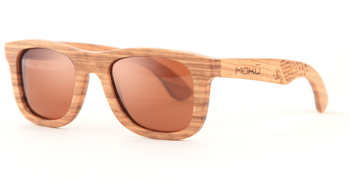 MOKU Tessler wooden sunglasses