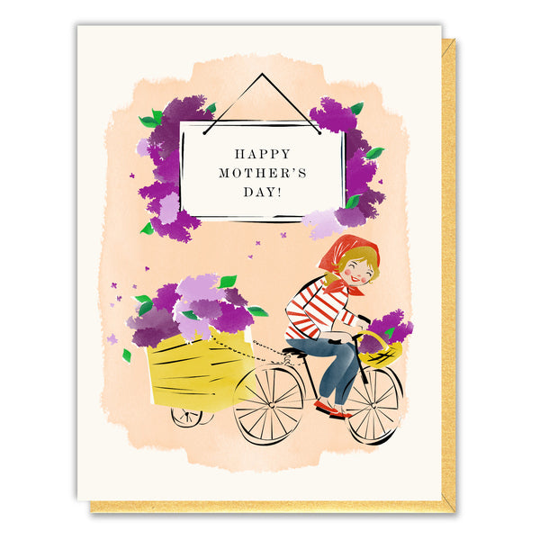 Driscoll Design Mother's Day Card