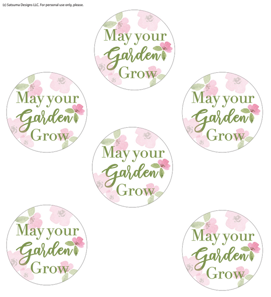 May your garden grow Mother's Day window garden is a perfect way to celebrate Mom this Mother's day. Herbal tea seeds will sprout and keep giving a sweet gift! #mothersday #mom #mother #windowgarden #greenhouse #herbs #plants