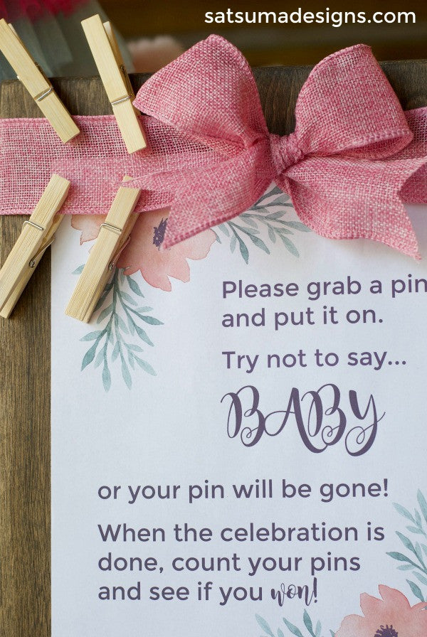 Host A Baby Shower With This Fun Game