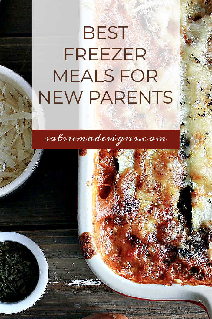 Best freezer meals for new parents. These recipes combine ease with nutritional power to sustain new parents through long days of caring for newborn babies. #parenting #freezermeals #mealprep #mealtrain