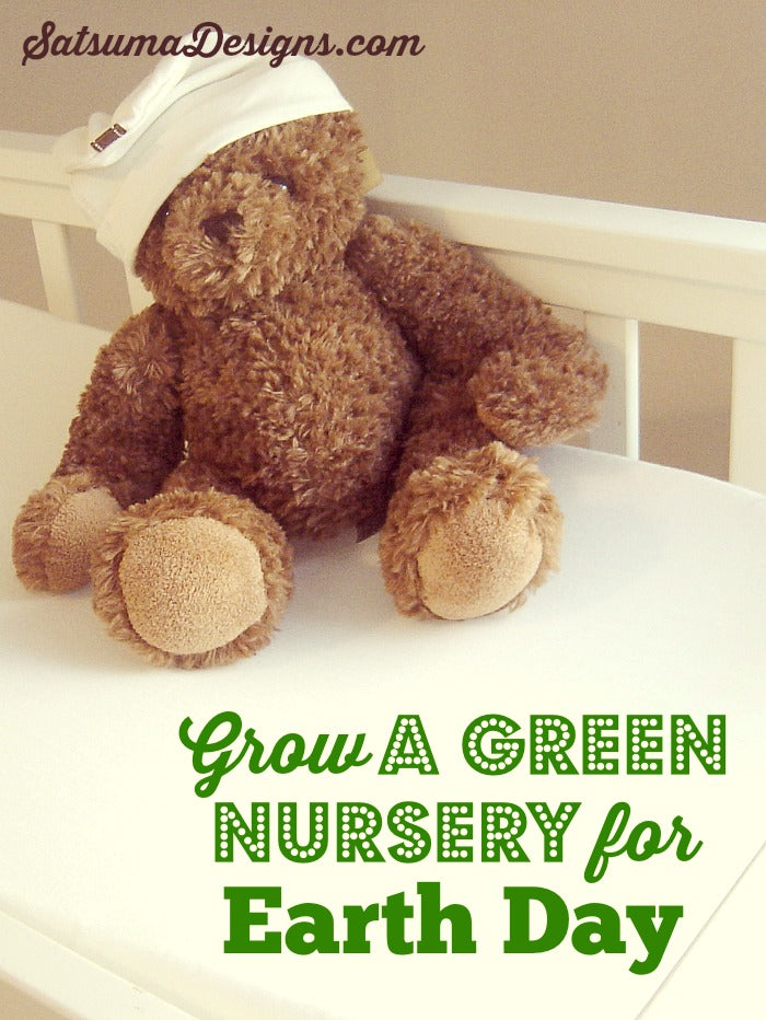 green nursery design