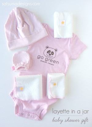 layette baby shower gift