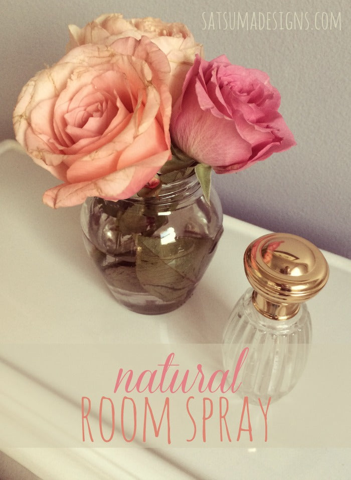 diy natural room spray
