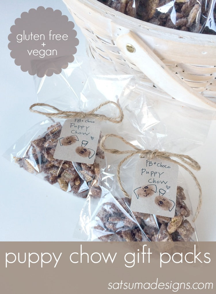 puppy chow gift packs