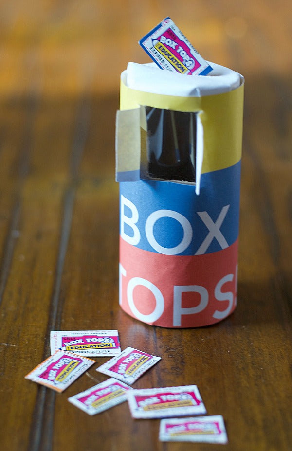 box tops tower
