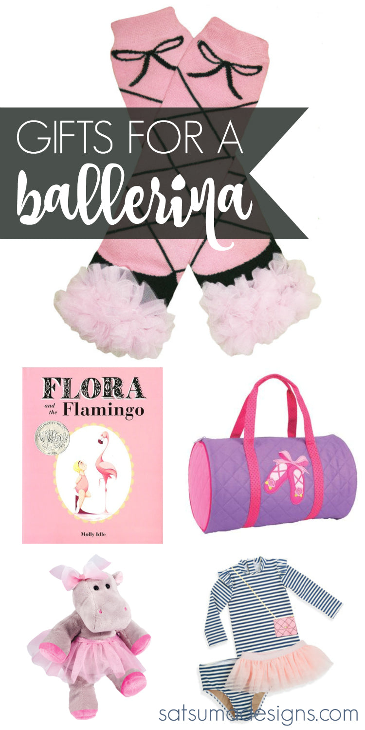 gifts for a ballerina