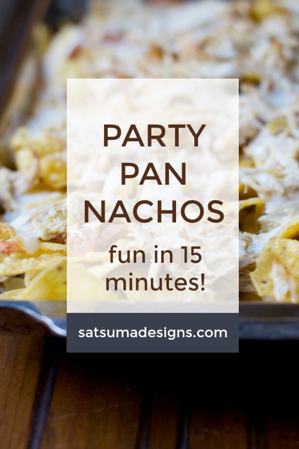 party pan nachos