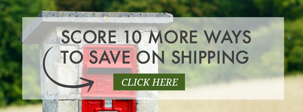 score 10 more ways to save on shipping