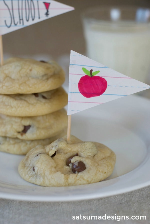 soft baked chocolate chip cookie recipe