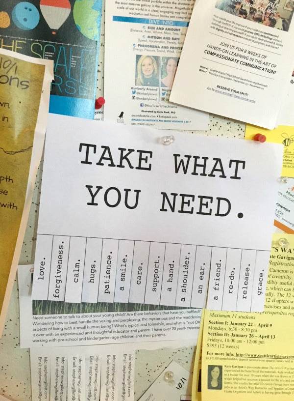 graphic relating to Take What You Need Printable titled Choose What Oneself Need to have Tags Satsuma Models