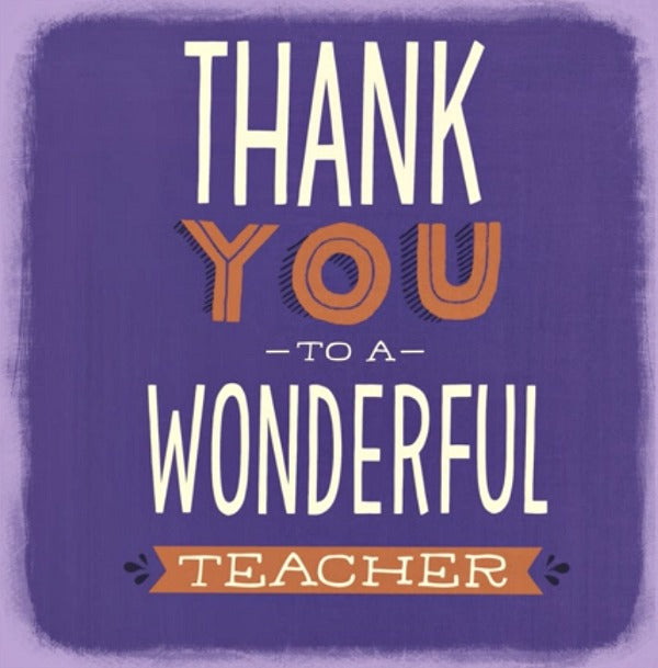 Celebrate Teacher Appreciation week during social distancing. Here are a few thoughtful ways to give thanks to beloved teachers during stay at home orders. #teacherappreciation #teachers #covid19 #stayathome #giftthanks #gratitude