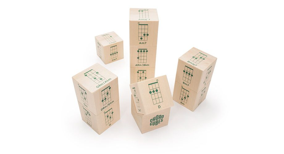 ukulele chord blocks