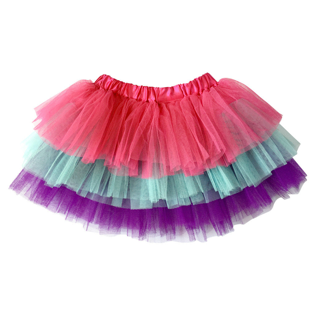 Jewel Rainbow Tutu