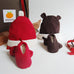 Santa's Helper and Brown Bear Baby Gift Sets