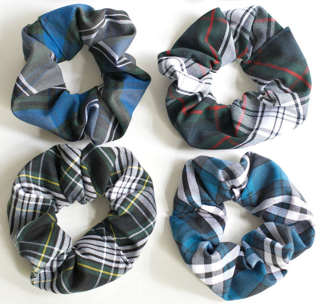 Plaid Scrunchie | 2 Pack