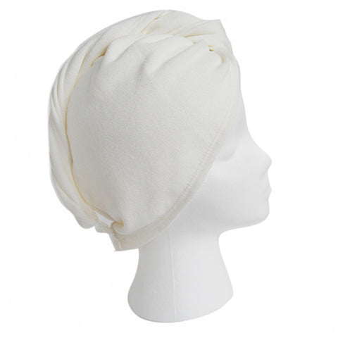 Terry Turban Hair Drying Towel