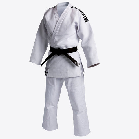 adidas Judo Champion Gi (27oz) - White