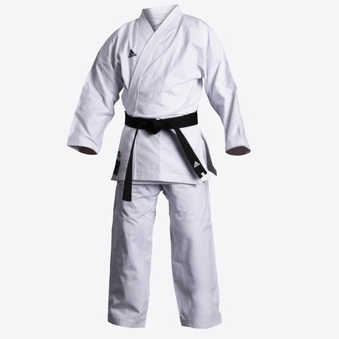adidas Karate Champion Gi - American Cut - WKF Approved