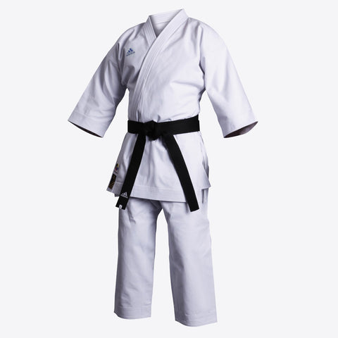 adidas Karate Champion Gi - Traditional Cut - WKF Approved