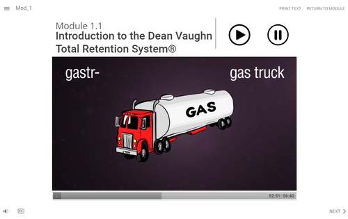 An image of a gas truck, relating it to the prefix: gastr-