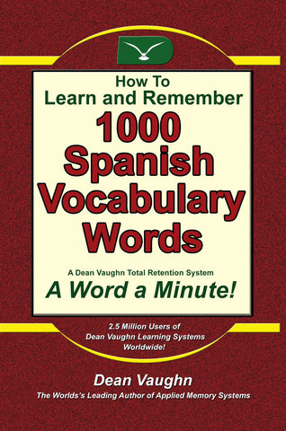 1000 Spanish Vocabulary Words