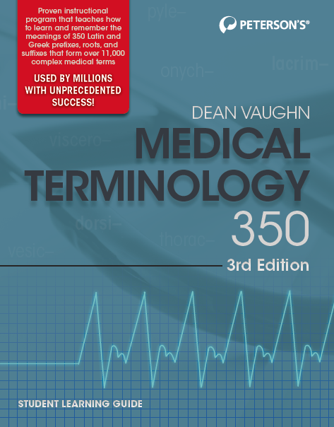 Medical Terminology 350, 3rd Edition - Online Course – Dean Vaughn ...