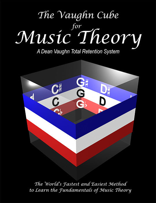 The Vaughn Cube™ for Music Theory