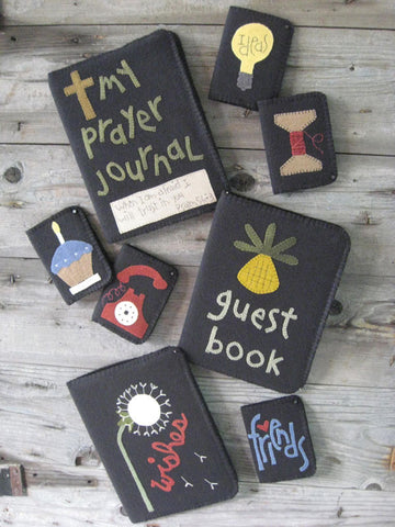 Wool Journal Covers