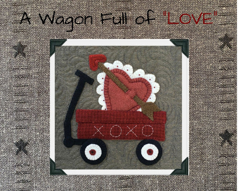 "A Wagon Full of ""LOVE"" Kit"