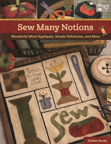 Sew Many Notions /  Pre-Order