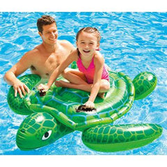 INTEX LIL SEA TURTLE RIDE ON