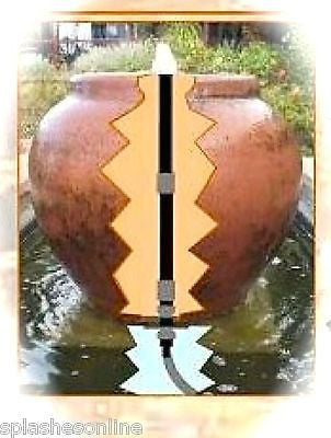 POT RISER KIT - CONVERT A POT OR URN INTO A WATERFEATURE