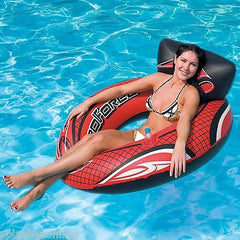 BESTWAY HYDRO FORCE SWIM TUBE WITH BACKREST 120CM