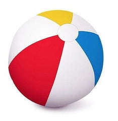 AQUAFUN 51CM MATT PANELLED BEACH BALLS