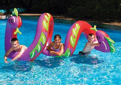 SWIM SPORTZ TWO HEADED CURLY SERPENT