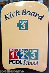 INTEX POOL SCHOOL KICKBOARD STEP 3