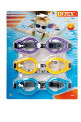 INTEX PLAY GOGGLES AGES 8+