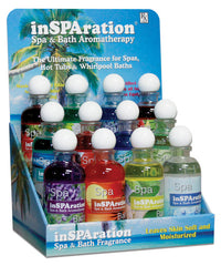 INSPIRATION SPA FRAGRANCES 9 OZ BOTTLES