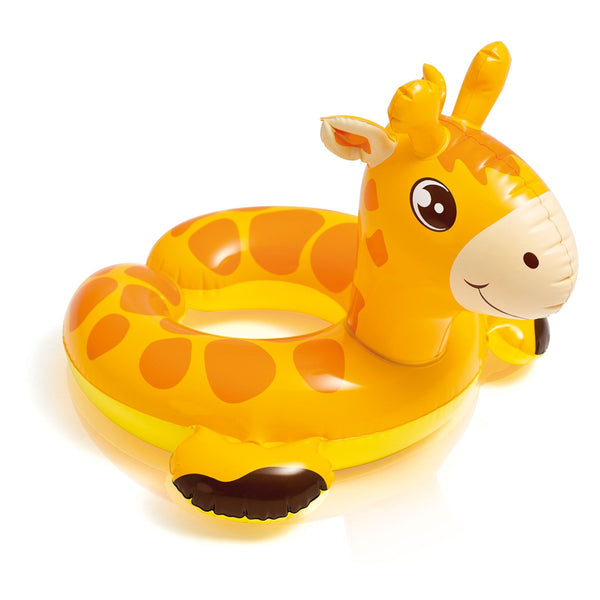INTEX SPLIT SWIM RING - GIRAFFE - AGES 3-6 YEARS